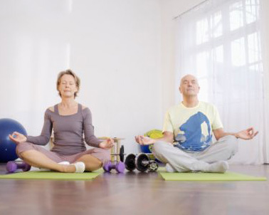 Over 50's Yoga
