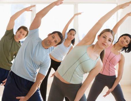 Yoga For Men Women