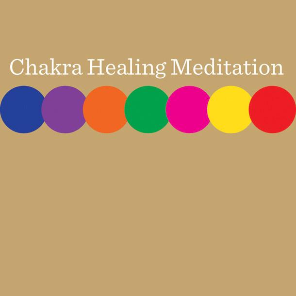 Chakra Healing Meditation Mp3