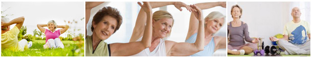 Over 50's Yoga - Yoga for the Young at Heart