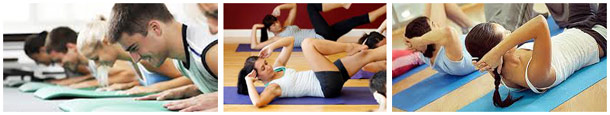 Pilates Classes in Glasgow