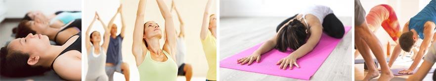 Yinyasa Yoga Class Glasgow West End