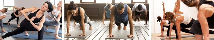Saturday Vinyasa Yoga Class Glasgow West End