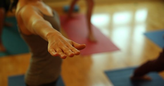 Yoga Glasgow Classes West End