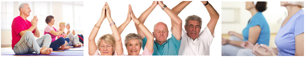Seniors 60+ Yoga Glasgow