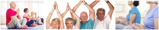 Seniors 60+ Yoga Glasgow