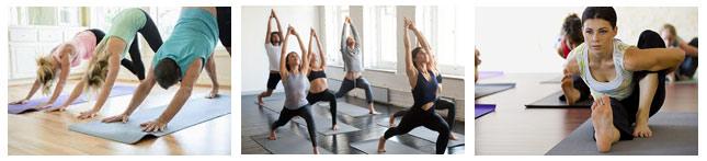 Yoga Styles @ YMH Glasgow