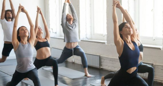 Vinyasa Yoga Classes Glasgow