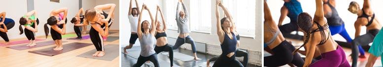 Vinyasa Yoga Class Glasgow Monday 6pm