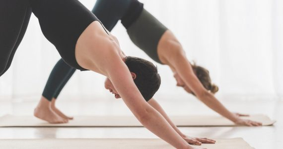 Yoga Glasgow West End Monday Class
